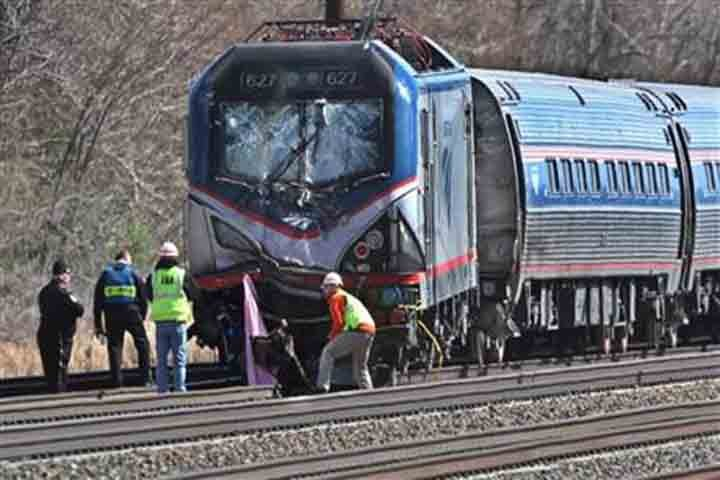 Amtrak Crash Kills Two More on Deadly Stretch of Pennsylvania Track