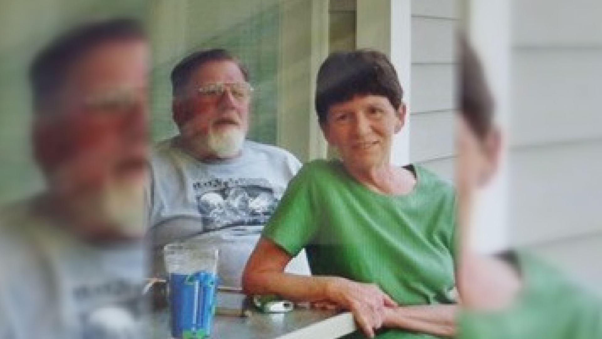 Billie Potter and Gerald Boyes Sr.