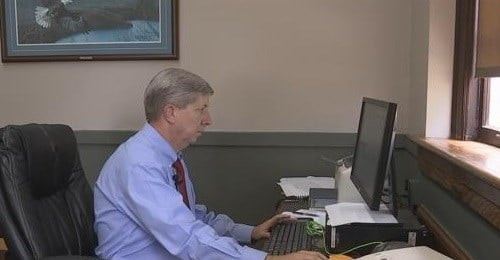 McCracken County Judge Executive Bob Leeper