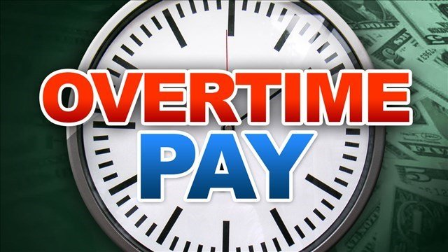 New federal overtime rules for salary employees