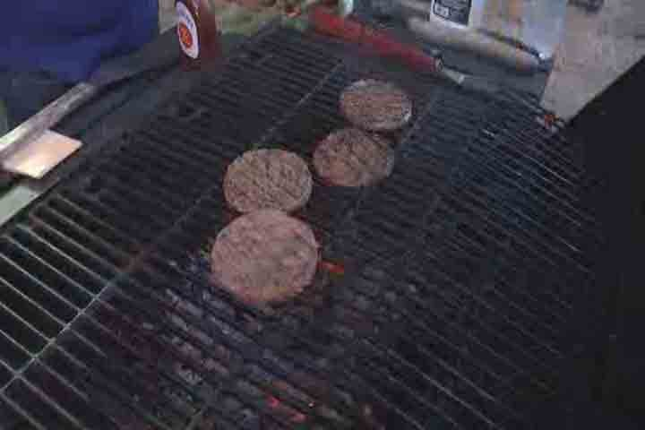 Fire departments share grilling safety tips
