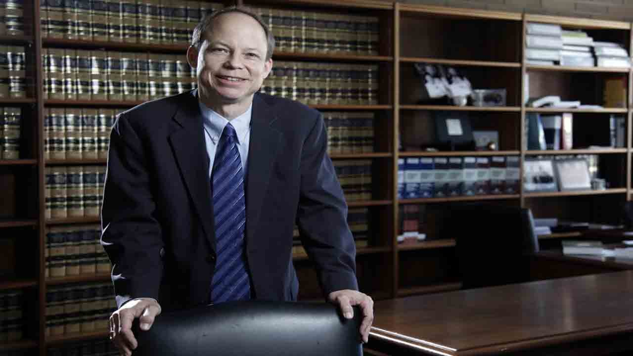 Stock photo of Judge Aaron Persky via NBC News