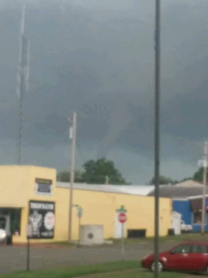 Photo courtesy of viewer Derrick Lambert.