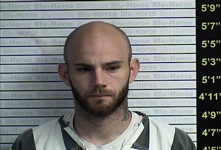 The Graves County Sheriff's Department says it has a warrant for Randal Cope.