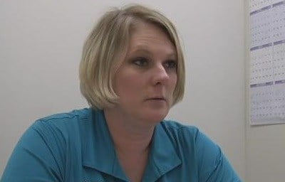 Carbondale Police Sgt. Amber Ronketto