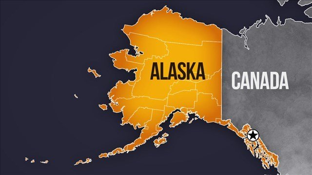 No survivors after two small planes collide mid-air in Alaska