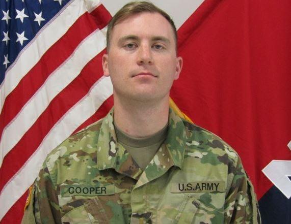 1st Lt. Jeffery Cooper