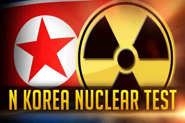 North Korea ready to conduct another nuclear test: Seoul