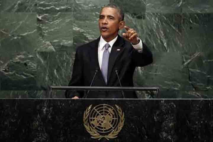 For Obama, a swan song on global stage in final UN speech