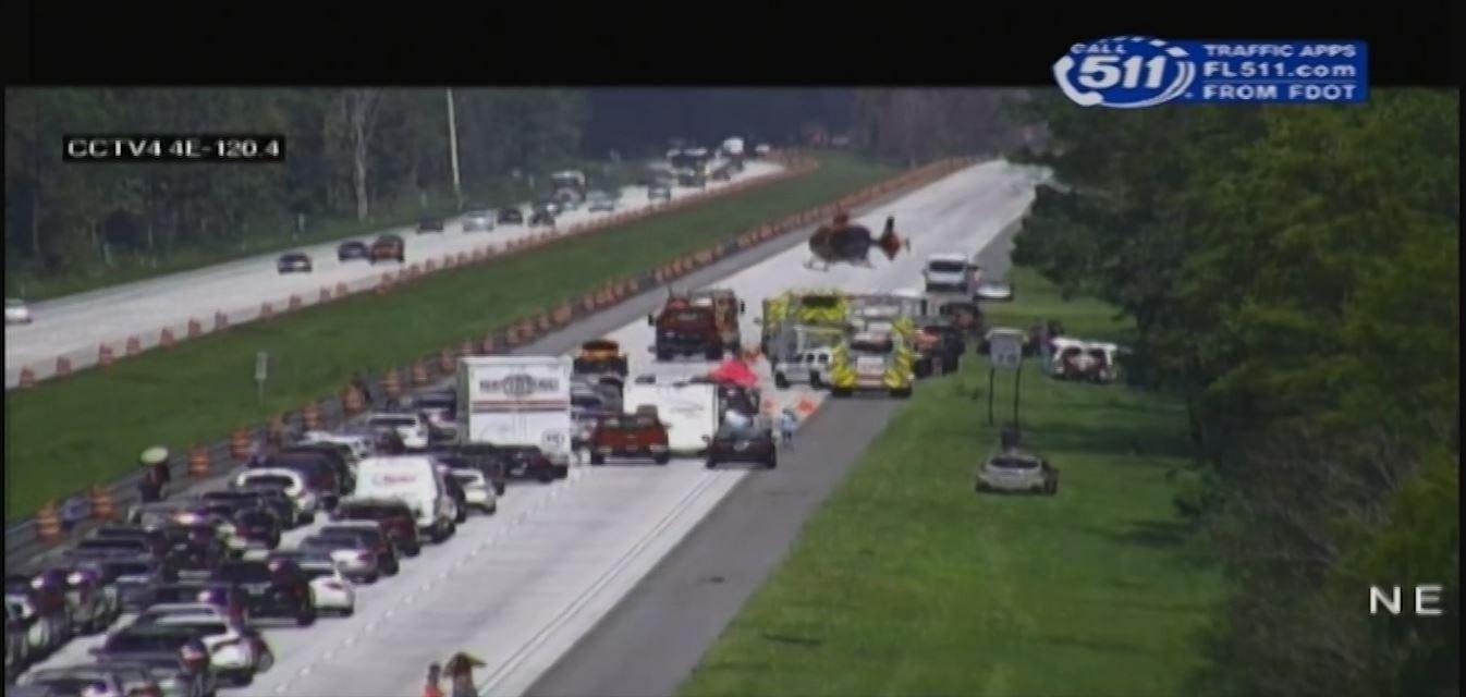 Courtesy Florida Highway Patrol & WESH-TV