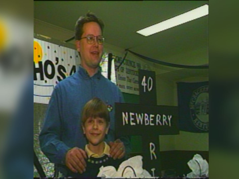 Van Newberry, February 1996