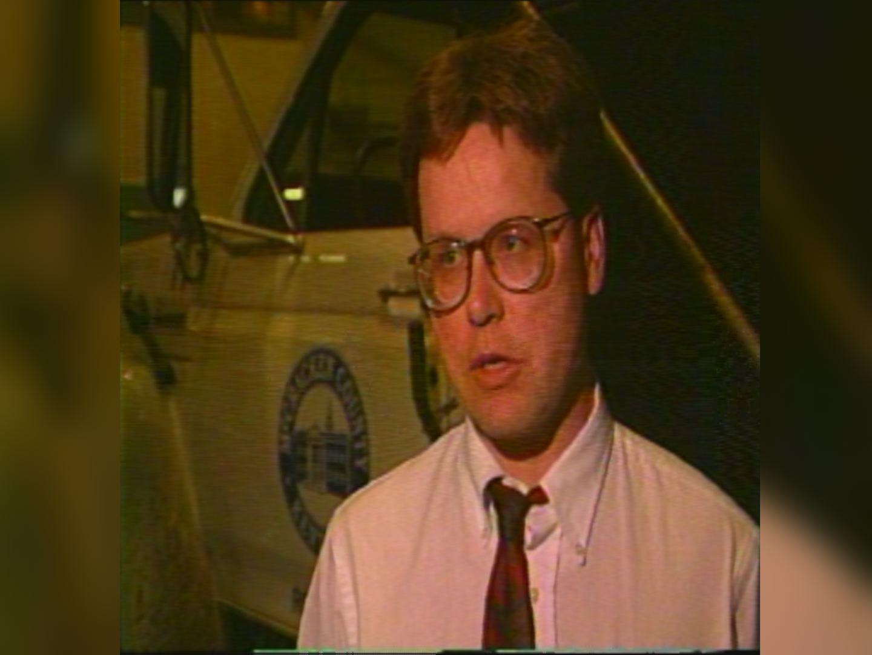 Van Newberry, March 1994