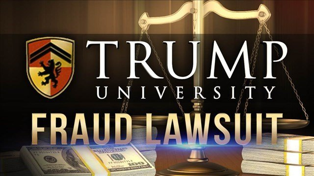 Donald Trump 'did not have time' to fight real estate university lawsuits