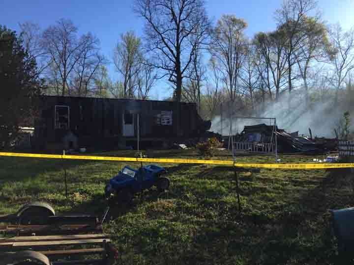 Five killed, 2 children survive house fire in Tennessee
