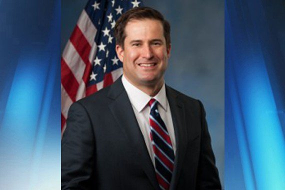 U.S. Rep. Seth Moulton, a Democratic congressman from Massachusetts