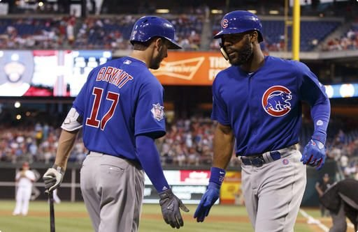 Cubs outfielder Jason Heyward ready to return to lineup