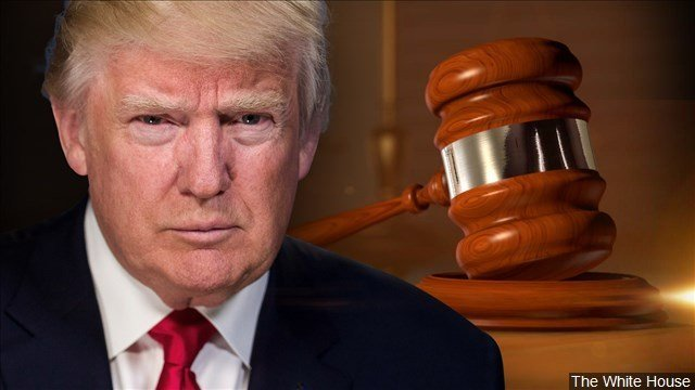 Two US attorney generals sue over foreign payments to Trump hotels