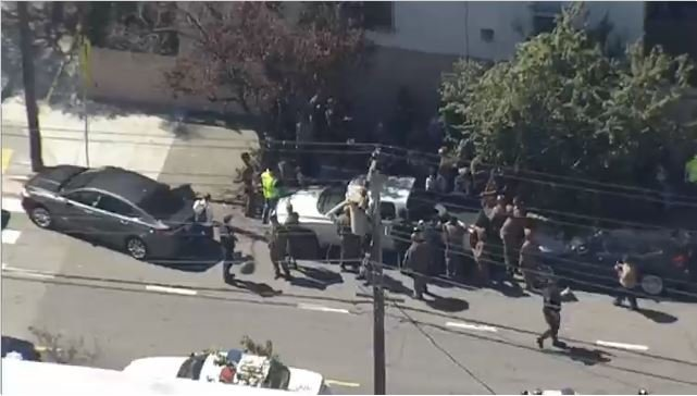 Injured After Employee Opens Fire at San Francisco UPS Center, Officials Say