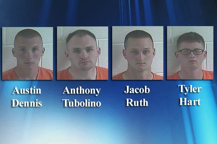 Kentucky National Guardsmen charged with sexual assault