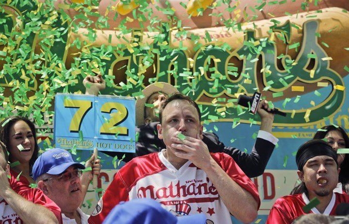 Nathan's Hot Dog Contest: Joey Chestnut favored to defend title
