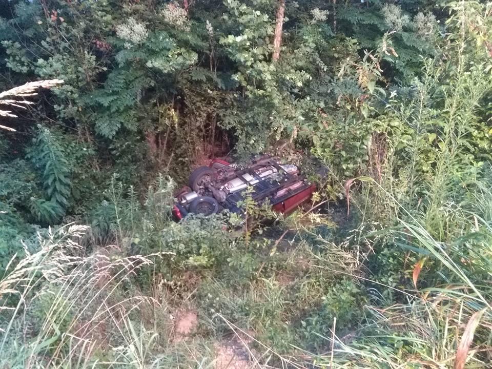 Law enforcement found Belcher's car upside down in a ravine.