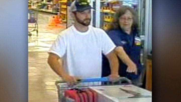 Two wanted in Walmart pepper-spraying are arrested in Oklahoma