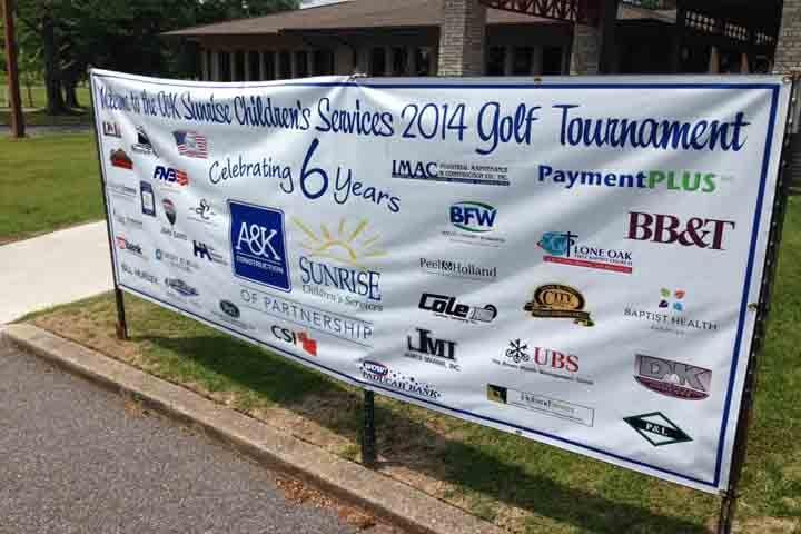 2014 6th Annual Golf A&K Sunrise Children's Services Tournament