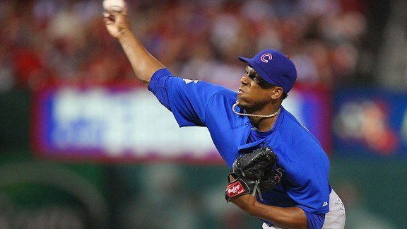 Cubs reliever Pedro Strop out 4-6 weeks with knee injury