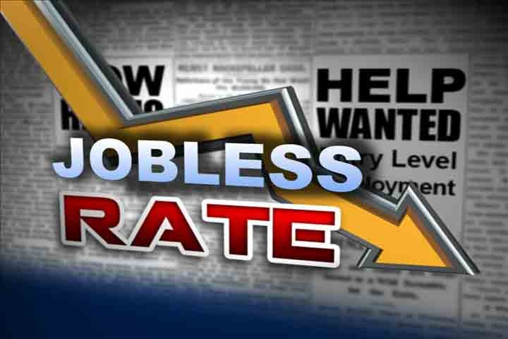 Indiana March jobless rate of 3.9 percent lowest since '01