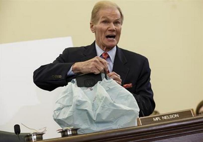 Senate Commerce Committee member Sen. Bill Nelson
