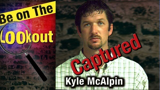 Graves County sheriff's deputies say Kyle McAlpin was found late last week in Caruthersville, MO.