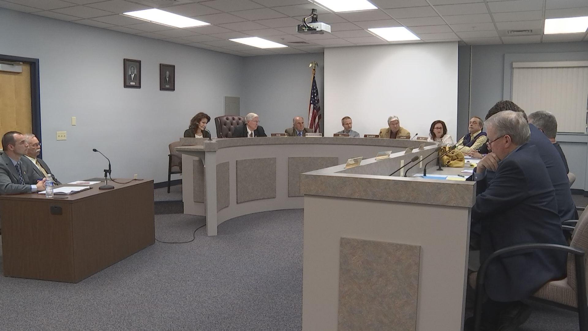 The Murray City Council met Thursday evening.