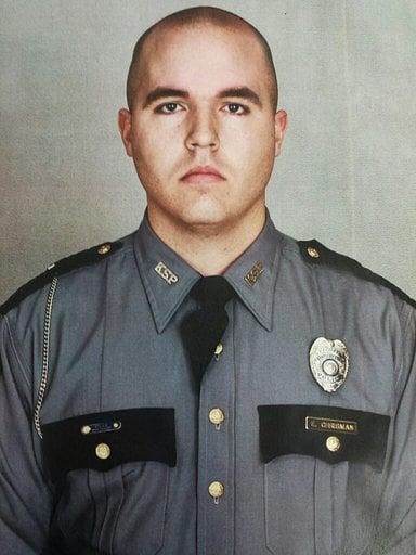 State Trooper Eric Chrisman