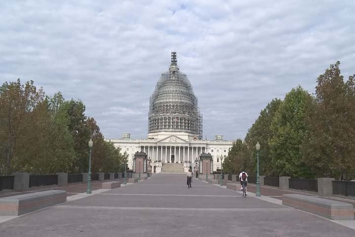 Local 6's Robert Bradfield was live in Washington, DC, Wednesday night traveling with the Paducah Chamber on its annual visit.