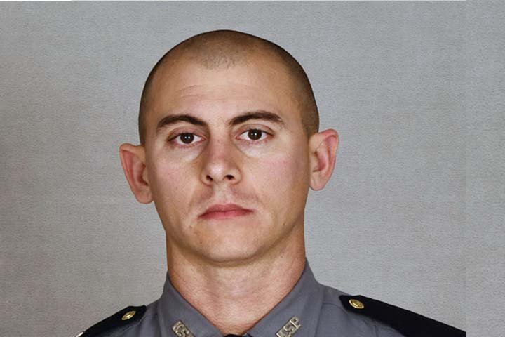 Kentucky state trooper Cameron Ponder
