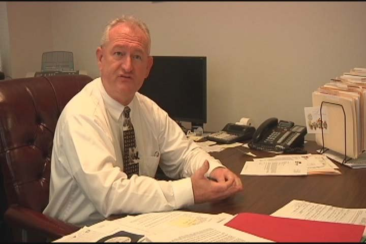 Carbondale City Manager Kevin Baity is stepping down.