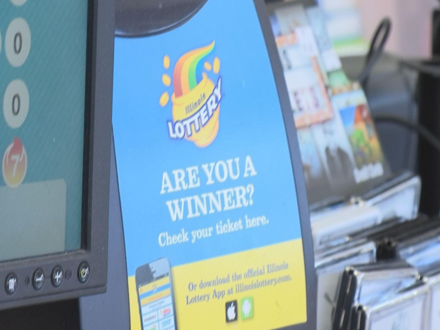 IL  lotto players crossing state line amid budget impasee