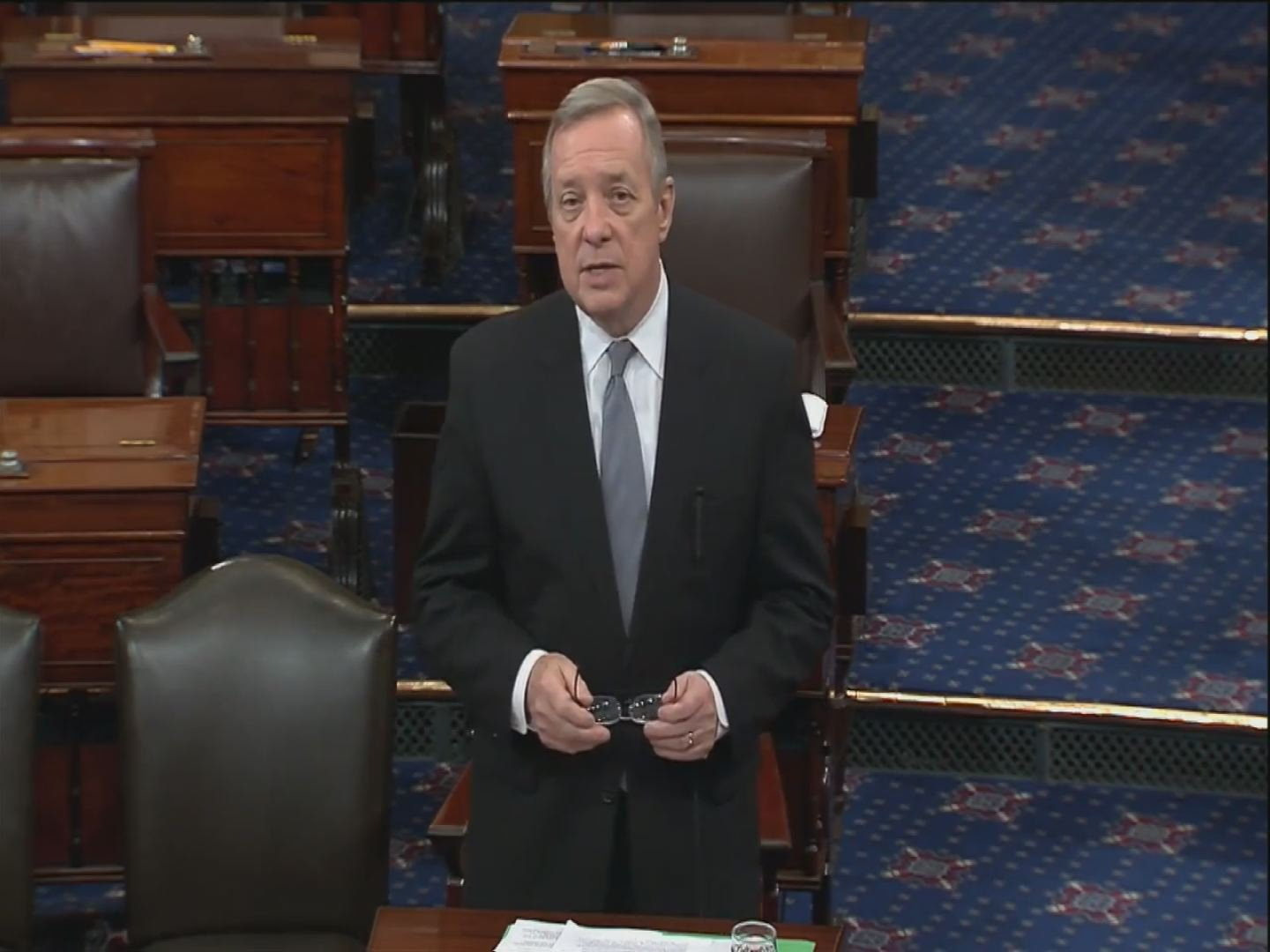 Illinois Sen. Dick Durbin