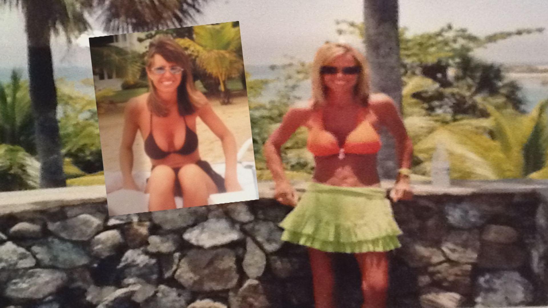 Paula Blades chose saline breast implants in 1992.