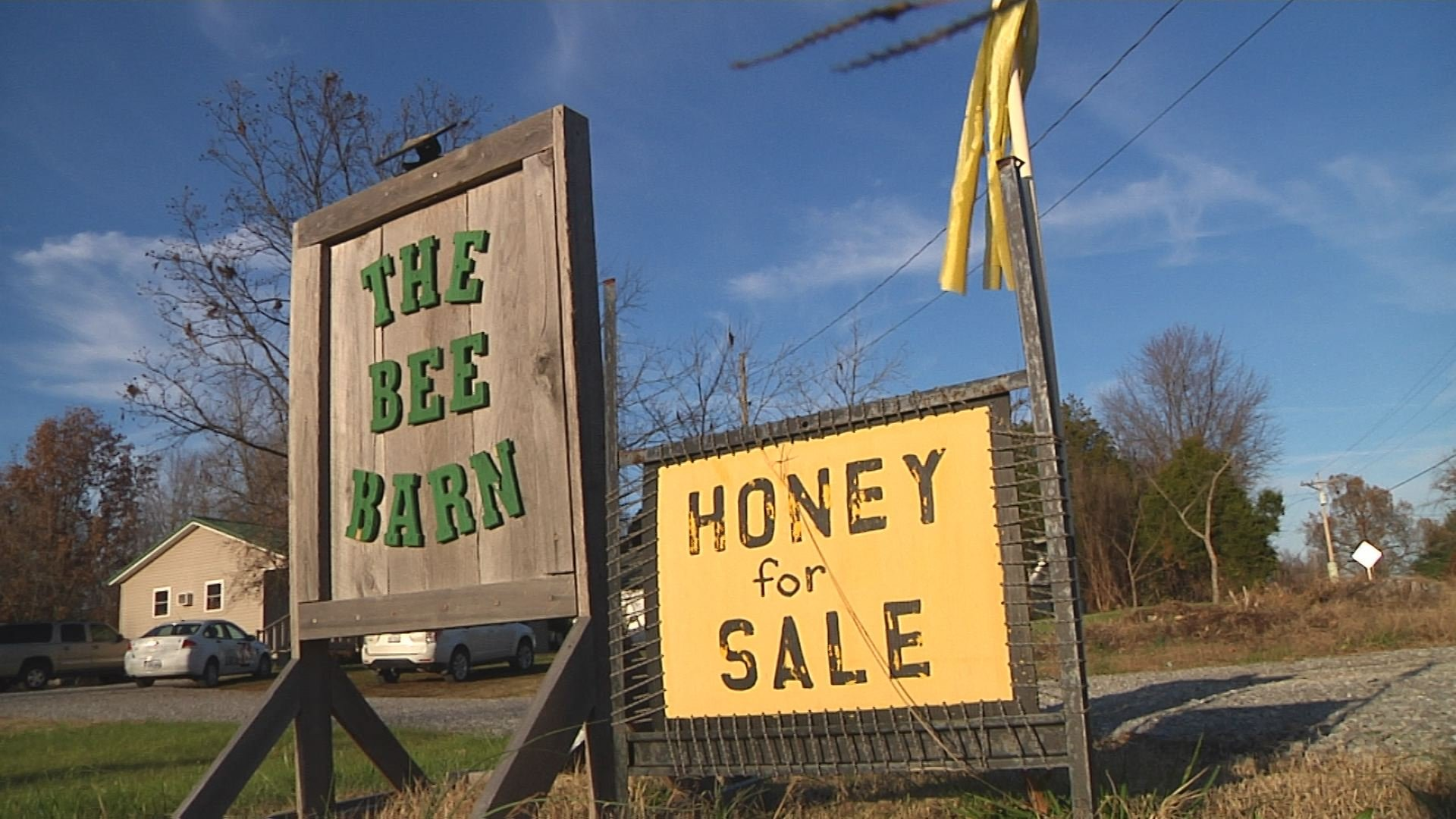 The Bee Barn in Paducah, KY