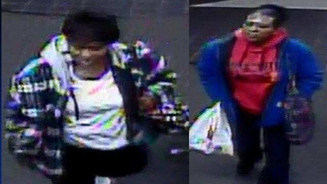 Carbondale Police are searching for these two women. They say the two stole multiple items from a business on December 9th.