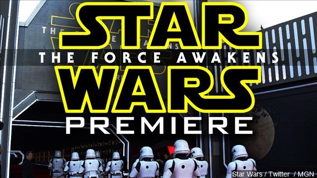'Force Awakens' rockets 'Star Wars' to box office record