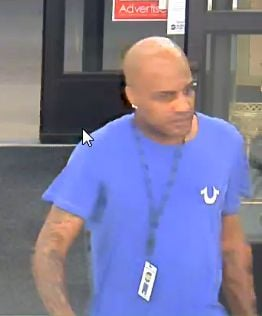 This man is considered a suspect by Carbondale Police in a fraudulent check case.