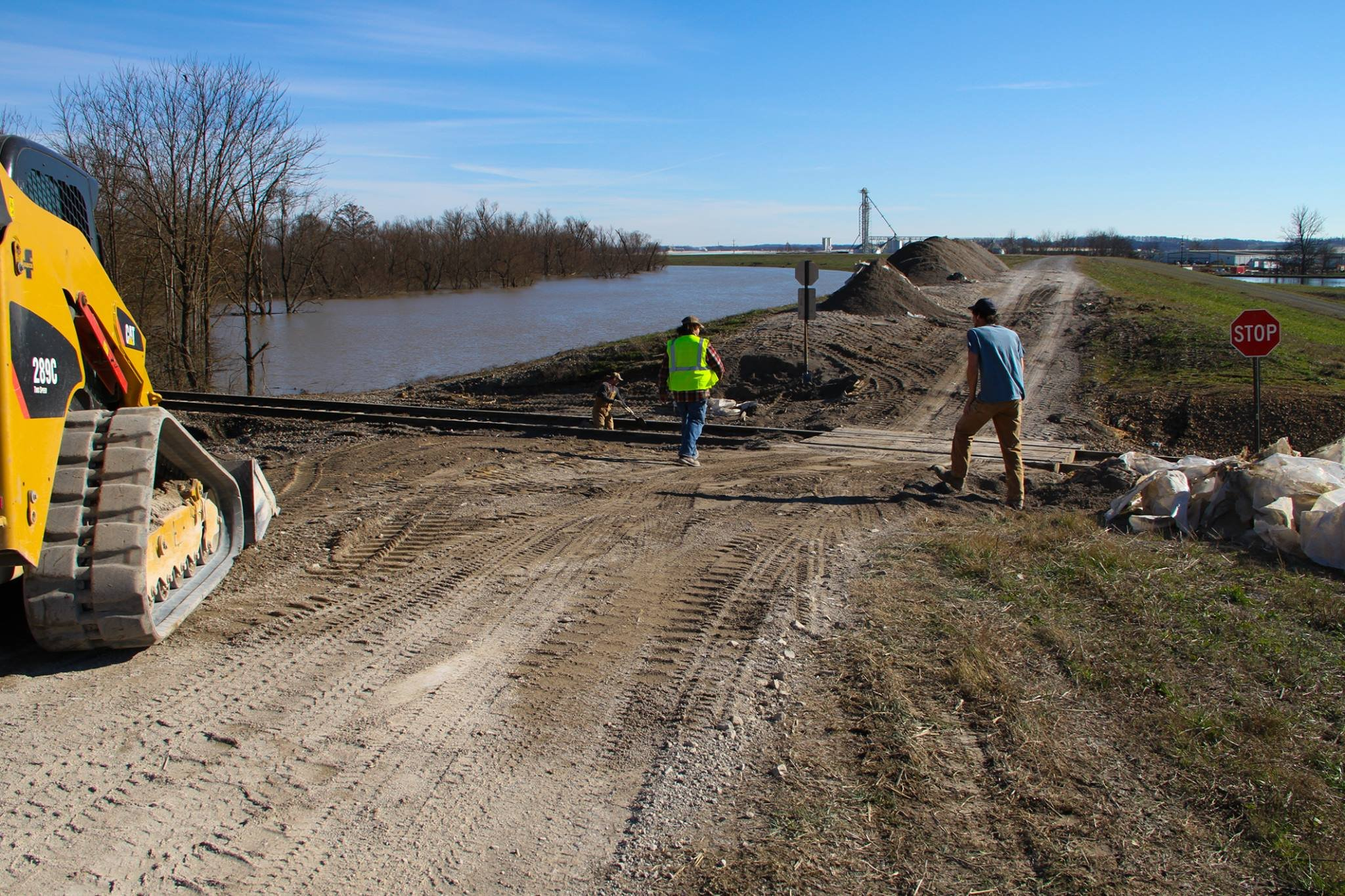 Photo credit: Memphis District Corps of Engineers