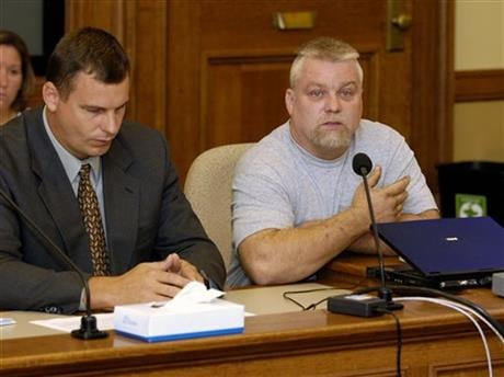Steven Avery appeals murder conviction, claims he was 'deprived of impartial jury'