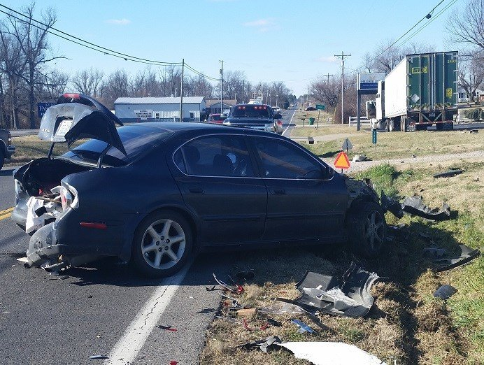 Photo courtesy of the McCracken County Sheriff's Department.