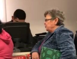Kentucky mall to ban woman for racist, vulgar tirade, From GoogleImages