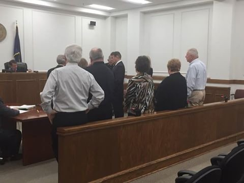 Danny Kelley s family and friends ask judge for probation