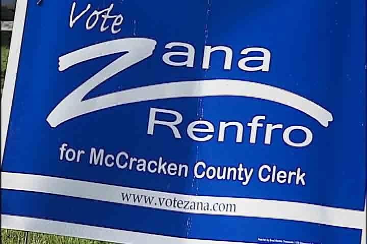 Mccracken county kentucky clerk