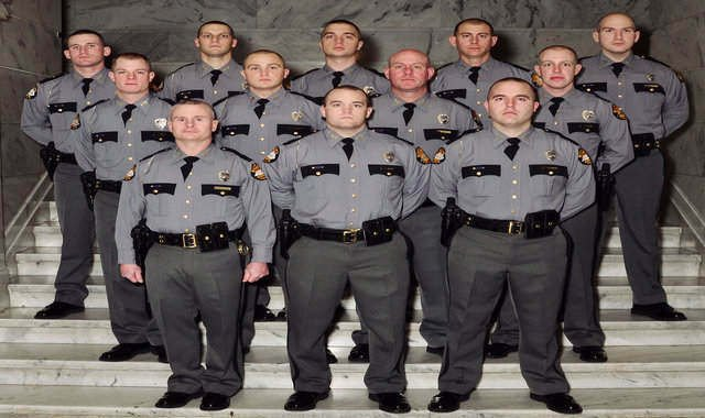 KSP Post 1 welcomes 12 new troopers - WPSD Local 6: Your news ...